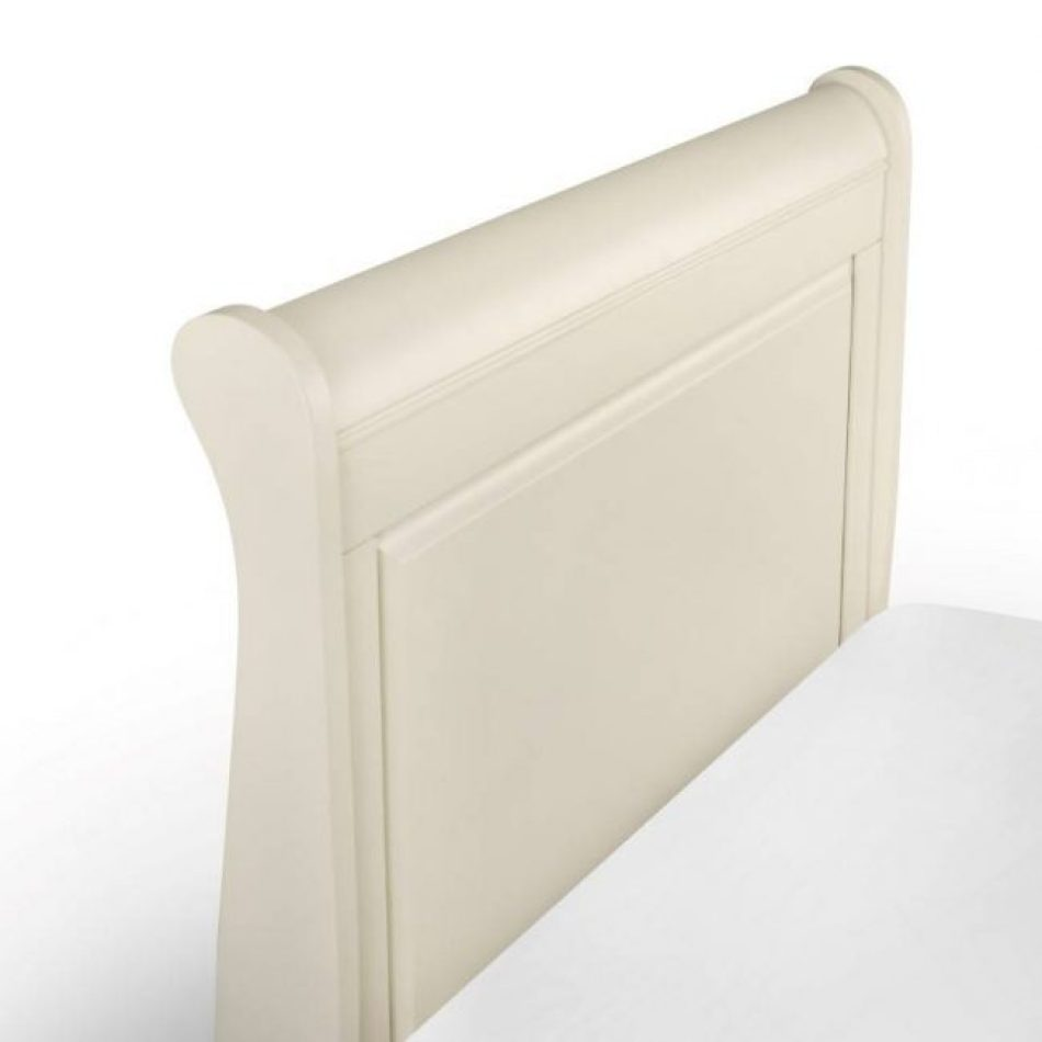 Sleigh Bed Detail