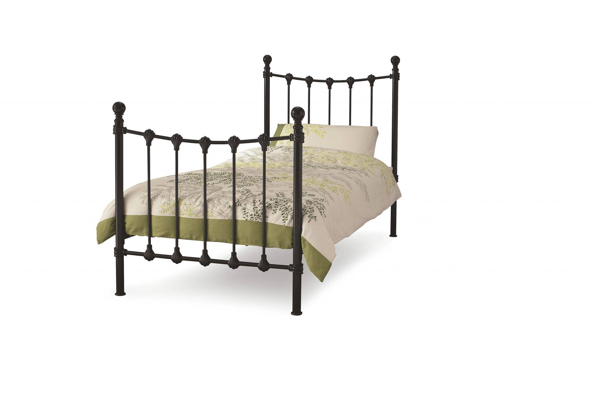 Bed 312 Single bed frame - Bedrock Furniture