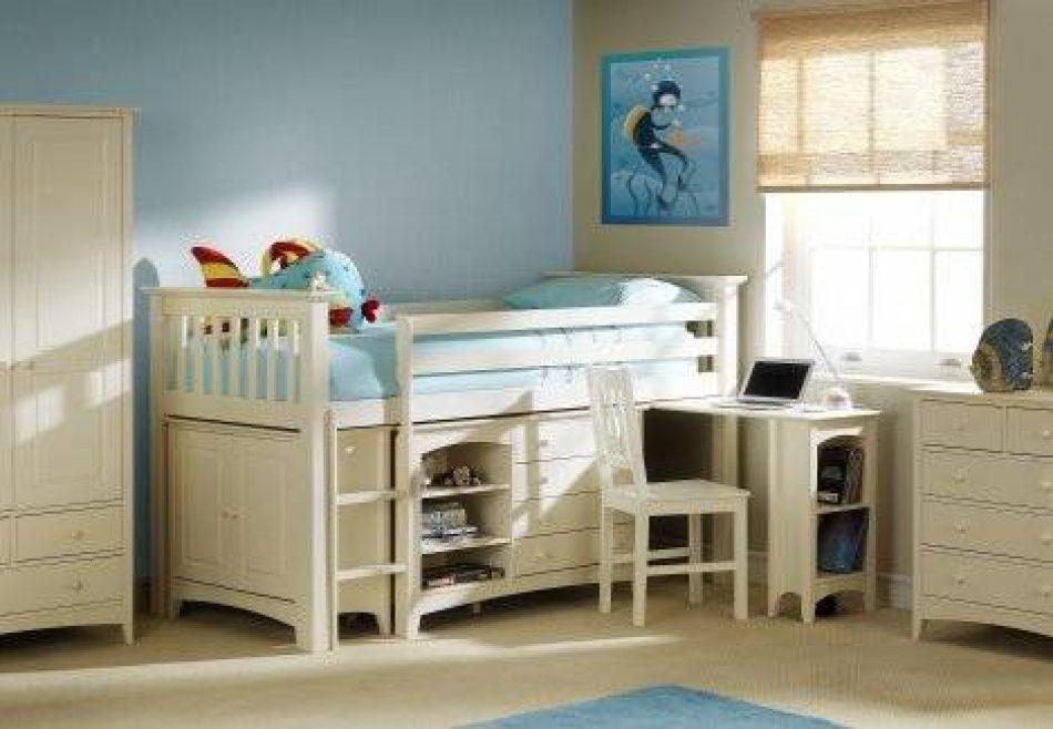 Stone White Sleep Station