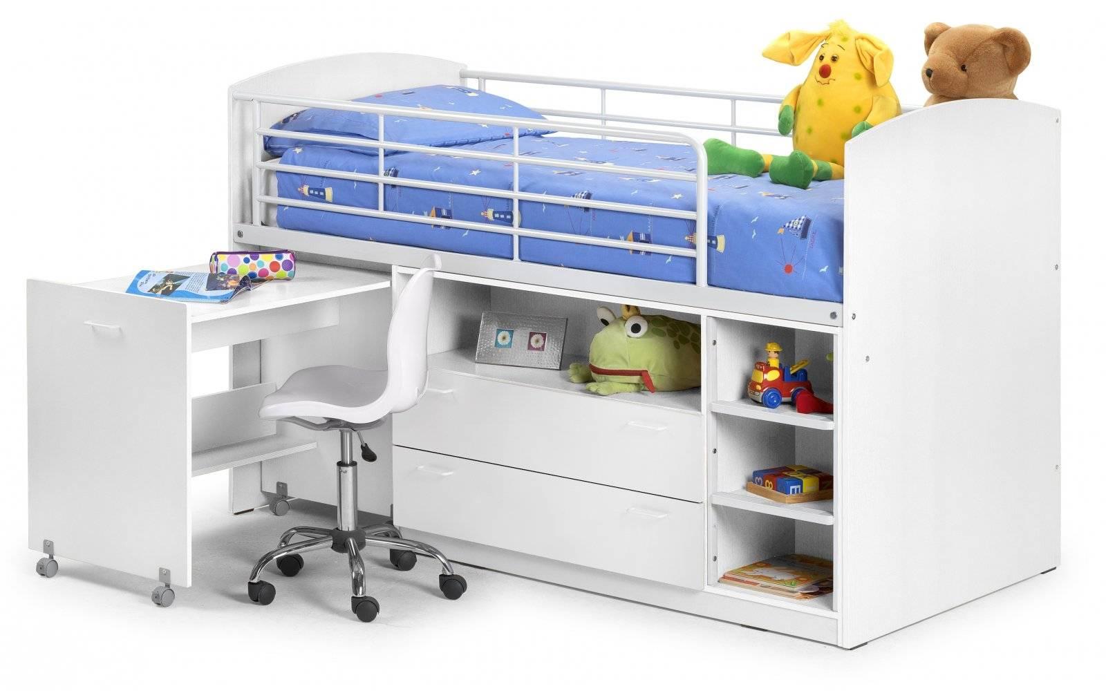 Bed 138 Fire Engine Bed - Bedrock Furniture