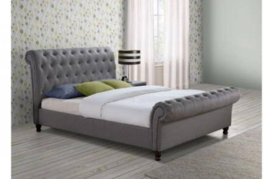 Rolled Fabric Bed