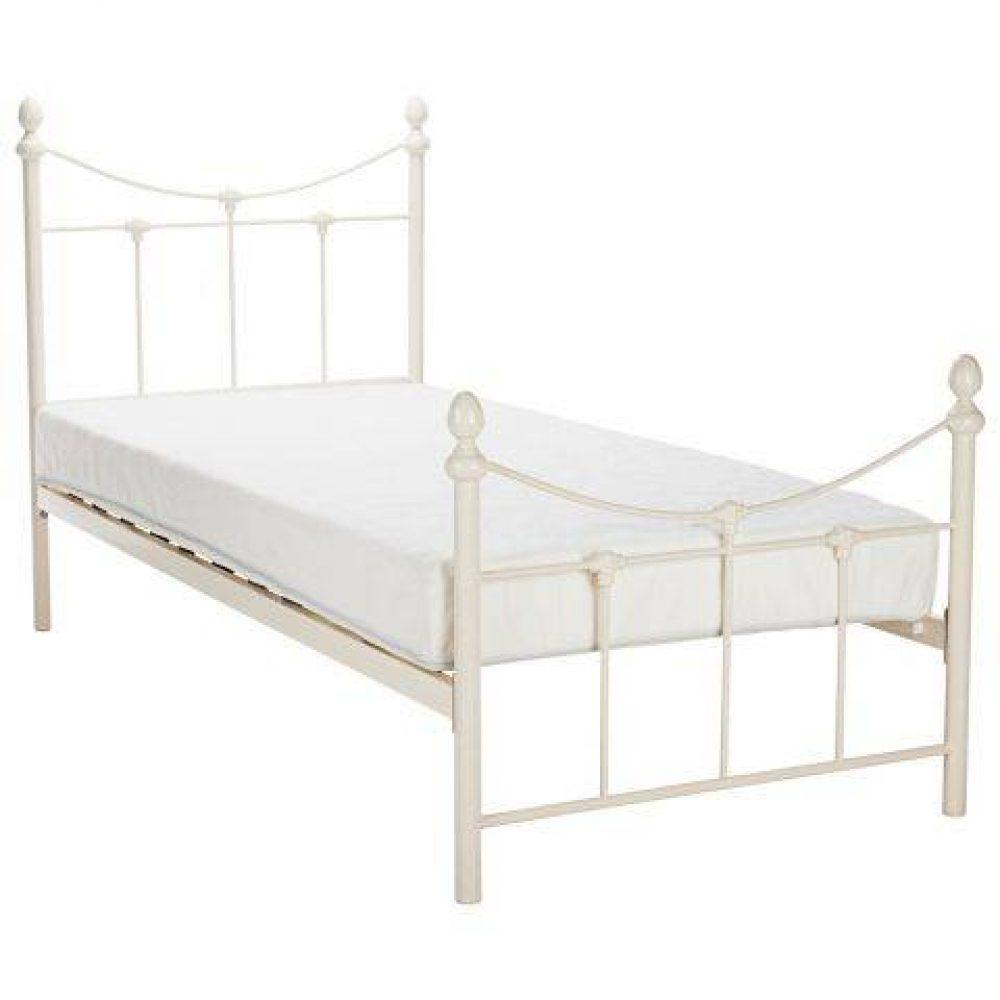 Curved Metal bed frame