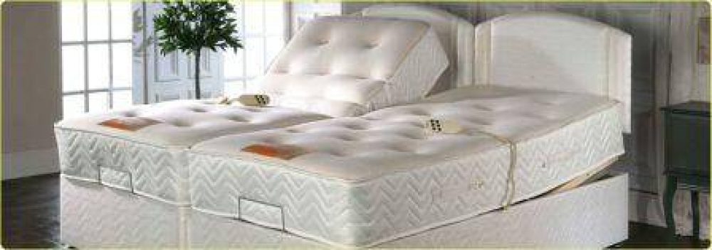 Electric controlled Bed frame