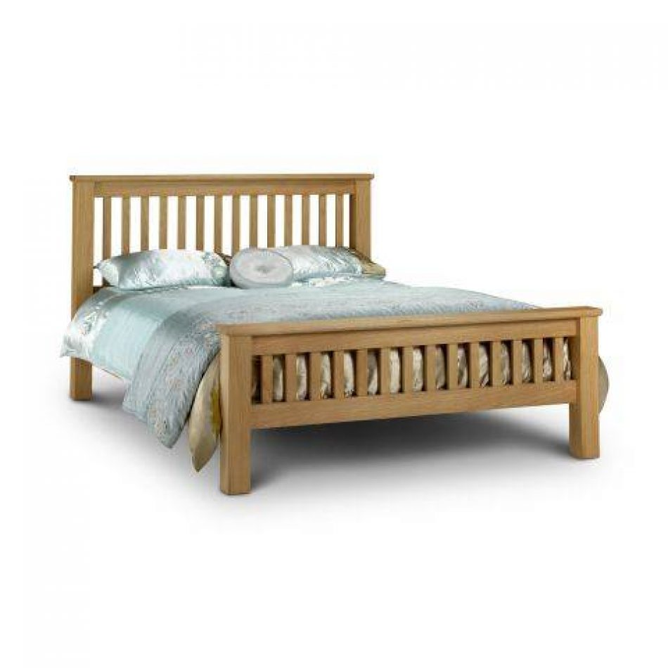 Bed 422 Oak frame