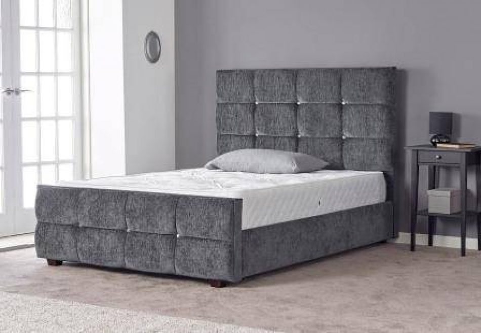 Upholstered Bed 013