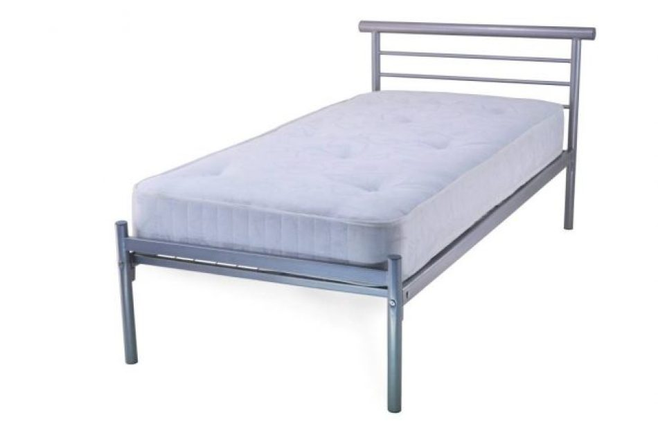 Bed 308 Silver Frame