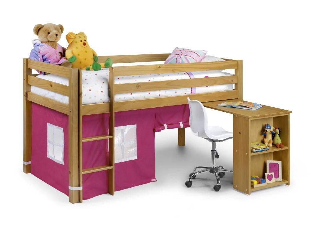 bed 114 midi sleeper with tent bedrock furniture. Black Bedroom Furniture Sets. Home Design Ideas