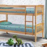 Bed 124 Pine Bunk