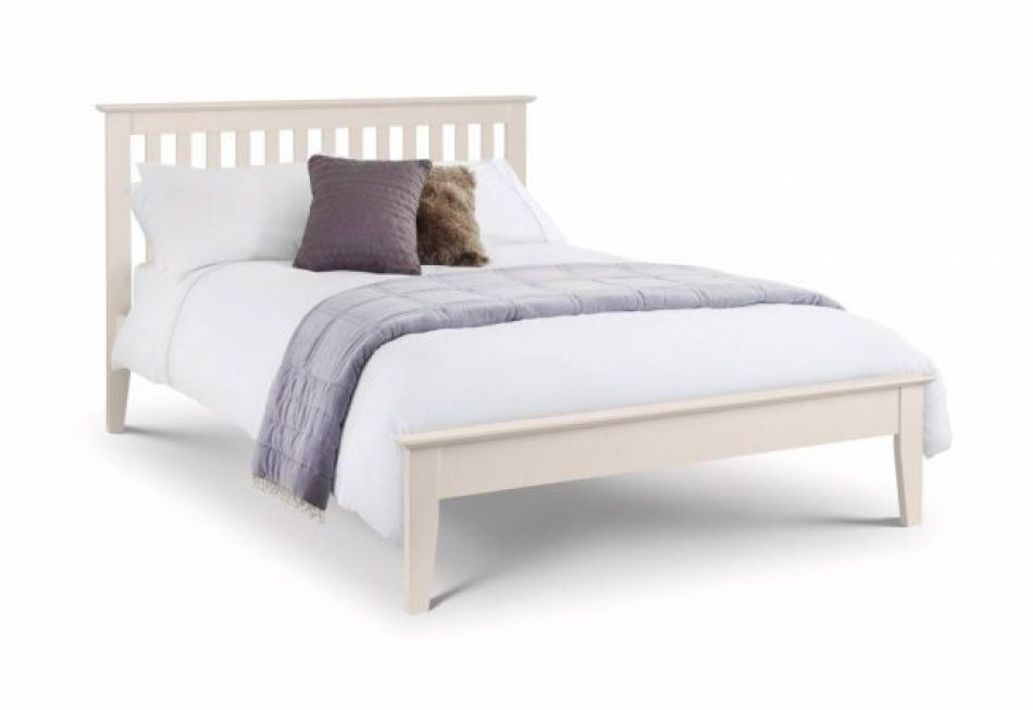 Wooden Bed 407