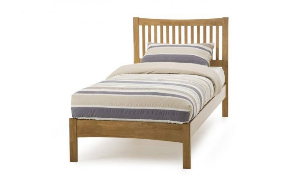 Bed 424 Contemporary Wooden frame