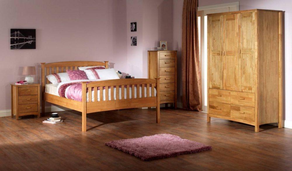 High foot end Wooden frame