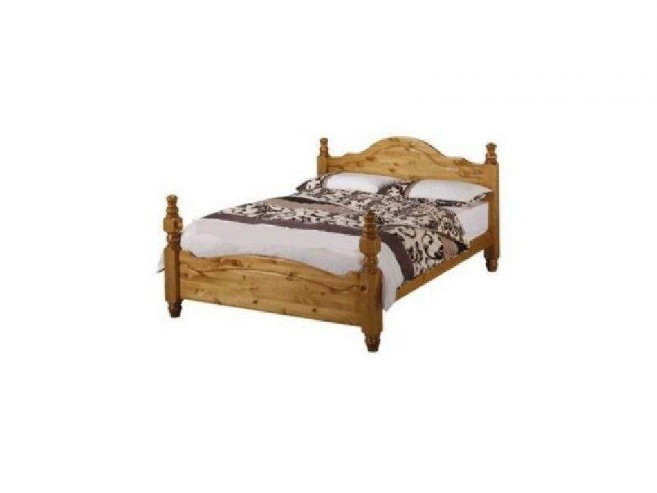 Elegantly styled Solid pine frame