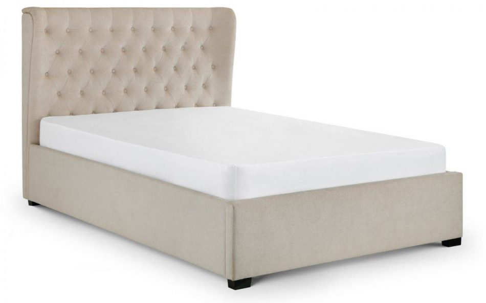 Winged Fabric Bed 028