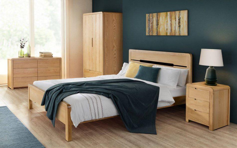 Oakley frame Bed 450
