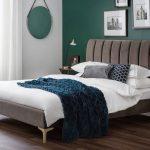 Grey Fabric Bed 009