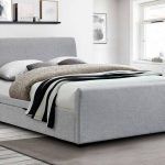 Fabric Storage Bed 014