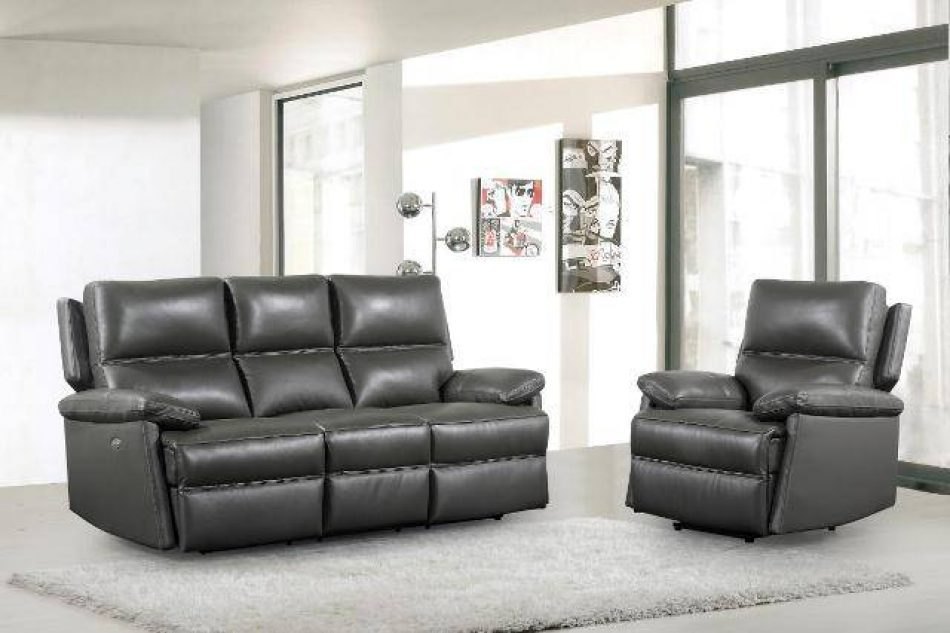 Bailey Leather suite