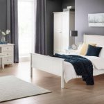 White Bed 402