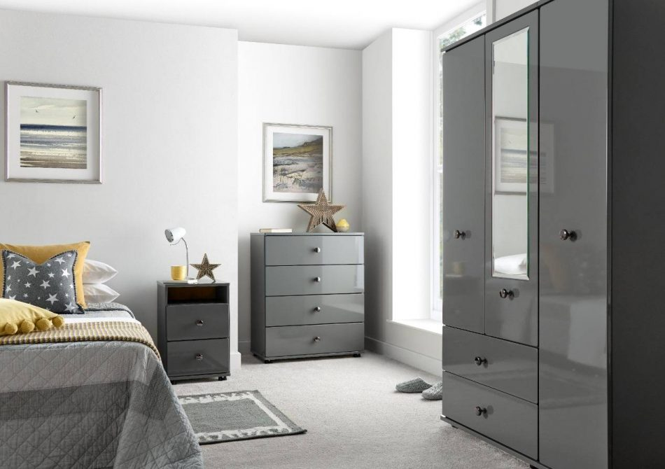 Desire Gloss Bedroom Furniture