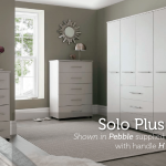 Solo Plus Bedroom Furniture