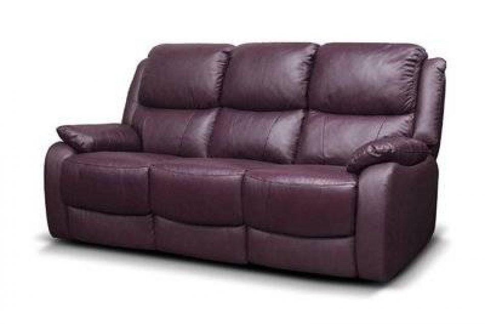 Parker Leather Suite