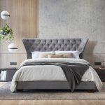 Elegant Fabric Bed 011