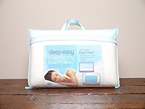 Memory foam and Gel Pillow