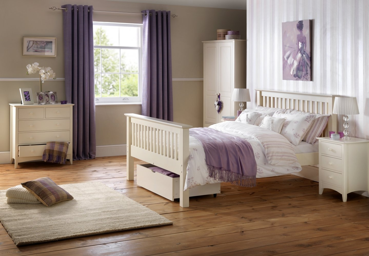 White Bedroom Furniture Uk bedroom furniture - bedrock furniture