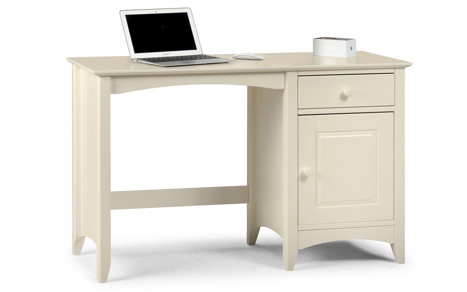 Stone White Desk