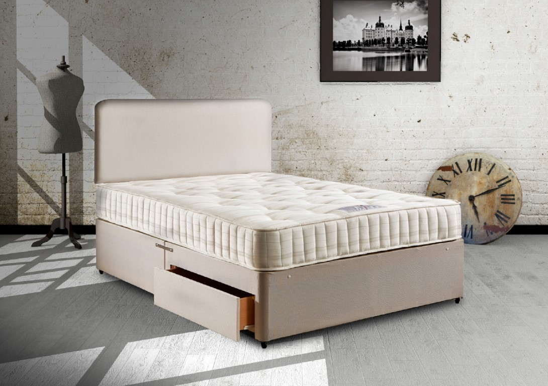 Orthopaedic Medium firm small Double Mattress