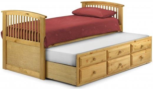 Bed 438 Kingsize Wooden Ottoman Bedrock Furniture