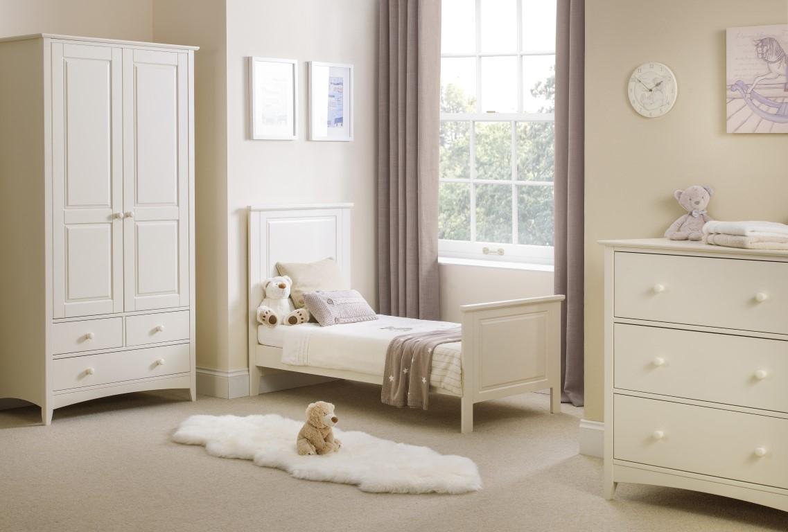 Stone White 2 Door Combination Robe