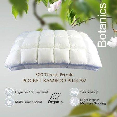 Luxury Bamboo Pocket Pillow