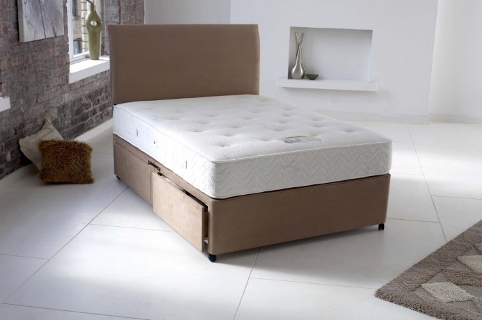 1000 Pocket firm double mattress