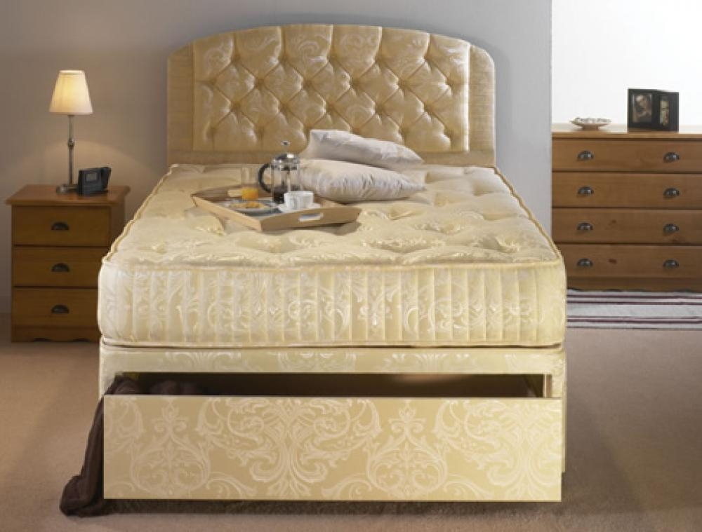 Luxury Gold Small Double Mattress